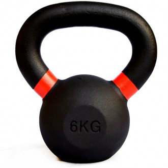 Kettlebell Iron Leaderfit - 6kg