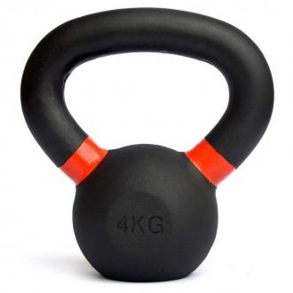 Kettlebell Iron Leaderfit - 4kg