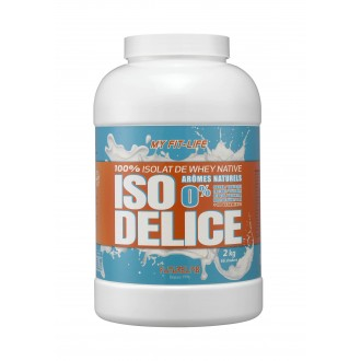 ISO DELICE  750g - Futurelab Muscle Nutrition