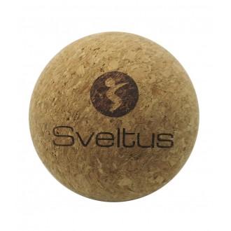 Balle de massage liège Ø6,5 cm - Sveltus