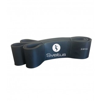 Power band noir 30-80 kg - Sveltus