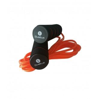 Corde à sauter PVC lestable - Sveltus
