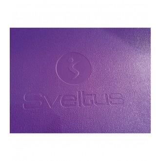 Tapis easy fit violet 100x60 cm - Sveltus
