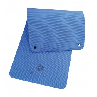 Tapis confort bleu 140x60 cm - Sveltus