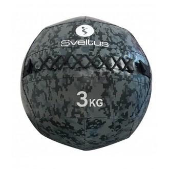 Wall ball camouflage - Sveltus