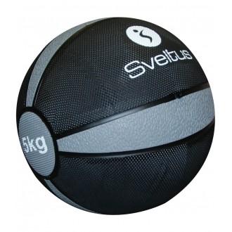 Médecine ball 5 kg vrac - Sveltus