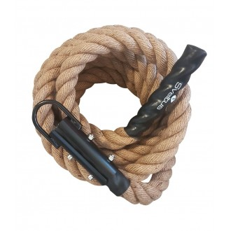 Climber rope L5m Ø38 mm - Sveltus