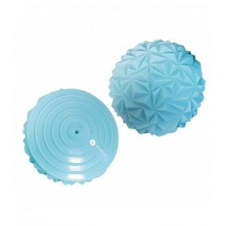Demi-sphère de massage des pieds x2 -...