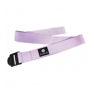 Sangle de yoga lilas fourreau - Sveltus