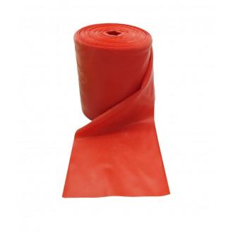 Rouleau bande rouge 25m strong - Sveltus