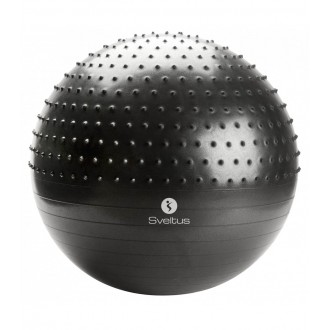 Gymball picots Ø65 cm bte - Sveltus
