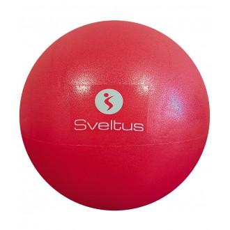 Ballon pédagogique rouge Ø22/24 cm vrac - Sveltus