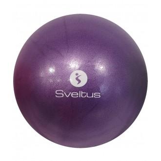Ballon pédagogique violet Ø22/24 cm vrac - Sveltus