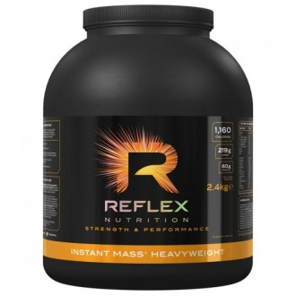 Instant Mass Heavyweight (2kg) - Reflex Nutrition