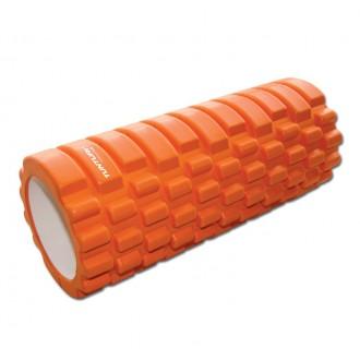 Yoga Grid Foam Roller 33cm - Tunturi