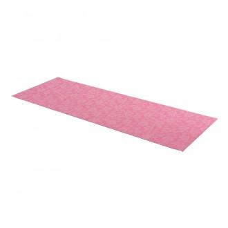 Yogamat Printed, Pink - Tunturi