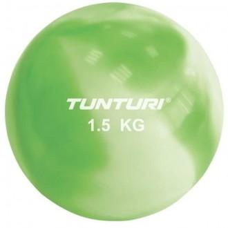 Yoga Toningbal 1,5kg - Tunturi