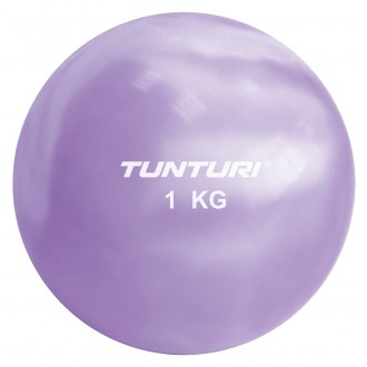 Yoga Toningbal 1kg - Tunturi