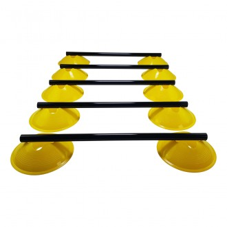 Adjustable Agility Hurdle Set,  5...
