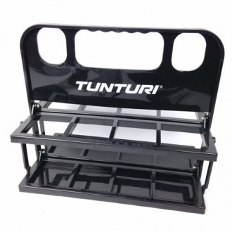 Foldable Bottle Rack - Tunturi
