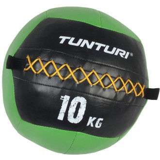 Wall Ball 10 kg vert - Tunturi