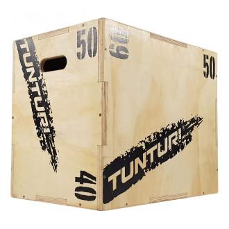 Plyo Box Wood 40/50/60cm - Tunturi