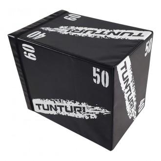 Plyo Box Soft (EVA) 40/50/60cm - Tunturi
