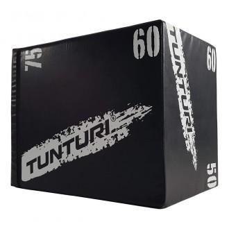 Plyo Box Soft (EVA) 50/60/75cm - Tunturi