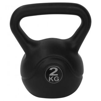 PE Kettlebell 2kg - Tunturi