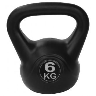 PE Kettlebell 6kg - Tunturi