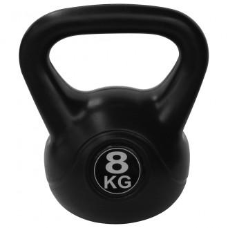PE Kettlebell 8kg - Tunturi