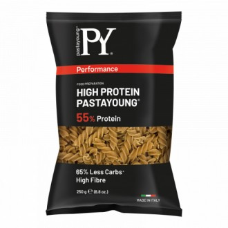 High Protein Fusilli - Pasta Young