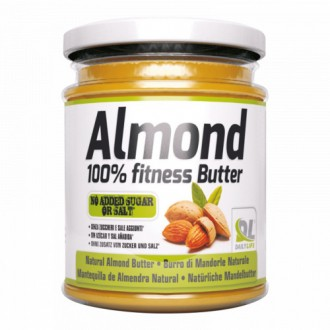 Almond 100% Fitness Butter - Daily Life