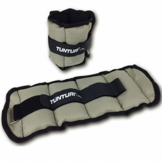 Arm/Leg Weights 1.5kg, Pair - Tunturi