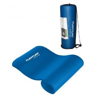 Fitnessmat NBR, Blue - Tunturi