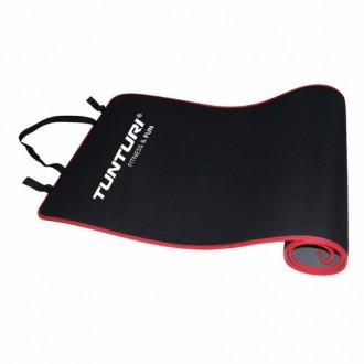 Aerobic Fitnessmat, Red/Black - Tunturi