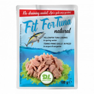 Fit For Tuna - Daily Life