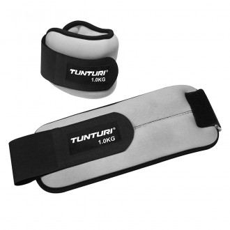 Wrist/Ankle Weights 1.0kg, Pair -...