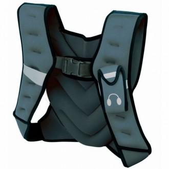 Weighted Vest 5kg - Tunturi