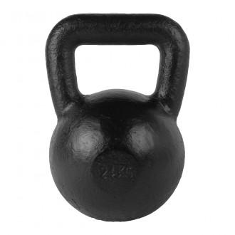 Kettlebell Black 24kg - Tunturi