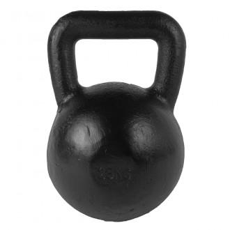 Kettlebell Black 28kg - Tunturi