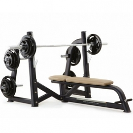 Olympic horizontal bench press