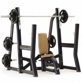 Olympic vertical bench press