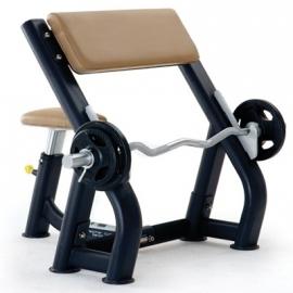Preacher curl bench