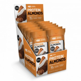 Protein Almonds - Optimum Nutrition