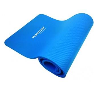 Fitnessmat Anti Bacterial Blue - Tunturi