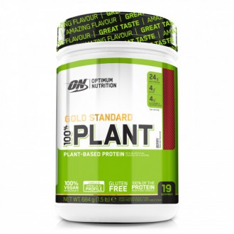 Gold Standard 100% Plant - Optimum...