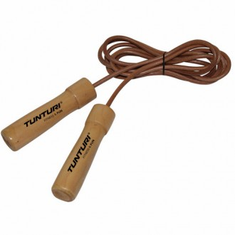 Jumprope Leather Pro - Tunturi