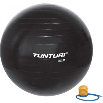 Gymball 55cm, Black - Tunturi