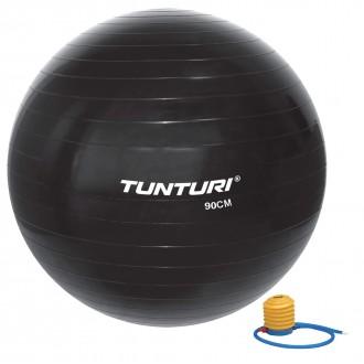 Gymball 90cm, Black - Tunturi